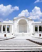 Memorial Amphitheater At Arlington National Cemetery