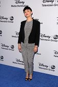 LOS ANGELES - MAY 19:  Ginnifer Goodwin at the Disney Media Networks International Upfronts at Walt