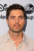 LOS ANGELES - MAY 19:  Eric Winter at the Disney Media Networks International Upfronts at Walt Disne
