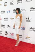LAS VEGAS - MAY 18:  Kylie Jenner at the 2014 Billboard Awards at MGM Grand Garden Arena on May 18,