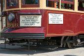 Peter Witt Vintage Streetcar Heritage Of Toronto