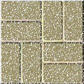 Patterned Chaotic Frame Texture