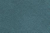 Texture Knitted Fabric Of Indigo Color
