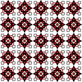 Slavic Abstract pattern