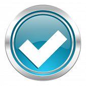 accept icon, check sign