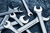 Wrench Jaw Spanner Tools