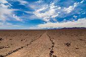 Desert in Atacama, Chile