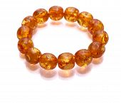 Amber Armlet Isolated
