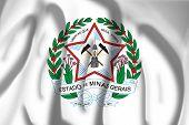 Coat of arms of Minas Gerais, Brazil