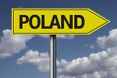 image of polonia  - Concept for travel subject  - JPG