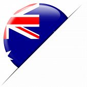 Australia pocket flag
