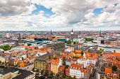 picture of copenhagen  - Copenhagen City - JPG