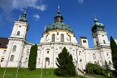 Ettal Monastery in Germany