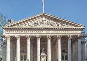 Royal Stock Exchange, London