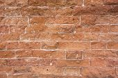 Ancient Italian brick work