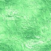picture of frozen  - Green ice frozen seamless and tileable texture - JPG