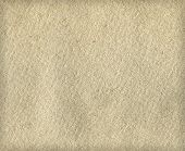picture of canvas  - Old beige paper canvas texture or background - JPG