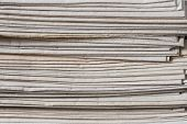 stock photo of recycled paper  - Paper for recycling - JPG