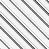 stock photo of diagonal lines  - Seamless geometric background - JPG