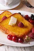 picture of french-toast  - Delicious breakfast - JPG