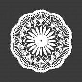 napkin lace