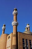 The Islamic building of sinkiang china
