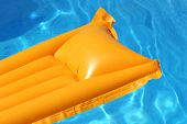 Yellow Airbed