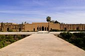 The El Badi Palace, Marrakech