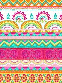 Folkloric Design Vector Illustration