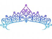 image of princess crown  - Hand - JPG