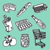 alimentos & supermercado
