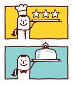 Cocinero & servicio