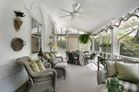 picture of screen-porch  - Screened - JPG