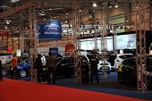 Ford Stand At The Essen Motor Show