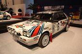 Essen nov 29:1987 Lancia Delta h.f.