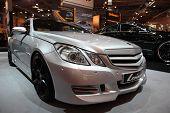 Essen nov 29: Mercedes Benz Lorinser