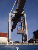 Container Gantry