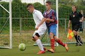 KAPOSVAR, HUNGARY - SEPTEMBER 1: Unidentified players in action at the Hungarian National Championsh