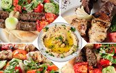 picture of gyro  - Arabic food - JPG