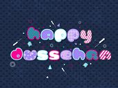image of ravan  - Greeting card for Dussehra celebration in India - JPG
