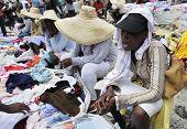 Haitian Market.