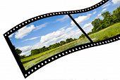 Landscape Film Strip