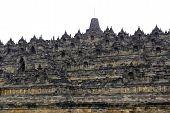 Monument Borobudur poster