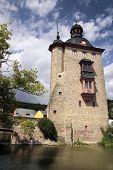 Residentiële toren van het paleis van Vollrads