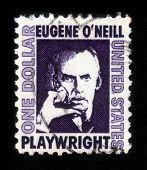 Retrato Eugene Gladstone o ' Neill
