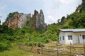 Big Rock Kampung Gua Malaysia