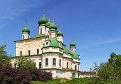 Goritsky Monastery,pereslavl-zalessky