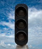 Black Traffic Lights