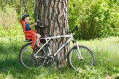 Baby On The Bicycle