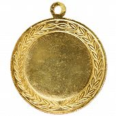 Old Gold Medal
